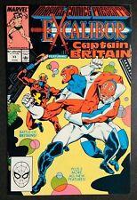 Marvel Comics Presents (1988) #33 Black Panther, Excalibur, Sub-Mariner