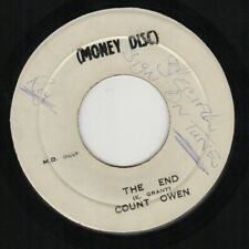 COUNT OWEN - THE END - MONEY DISC - RARE STUDIO ONE VOCAL