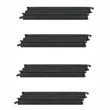 "Micro Scalextric 1:64 PISTA RICAMBI-G102 / l7552 - 9 ""Medium Dritta x 4"