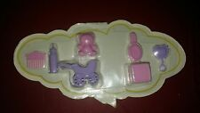 Barbie Doll HAPPY FAMILY Baby Chrissy accessories