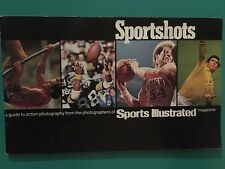 1978 Sportshots Photography brochure from Sports Illustrated and Vivitar 8X5
