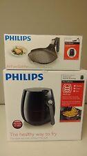 New - Open Box - Philips - Air Fryer Rapid Air Technology - (HD9220) - Bundle