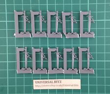 WARHAMMER AOS IMPERO popoli liberi pistoliers outriders Spade x 10 a D1 a