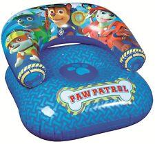 Childrens Paw Patrol Gonflable Chaise de Jeux siège ou piscine Lune Chaise longue 88966