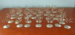34 Bare Branch Tree Place Card Holders, Dinner Party, Wedding, Photos Name Cards