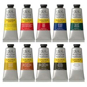 Winsor & Newton Galeria Acrylic Color 60ml Choose Your Colors