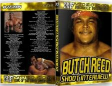 Butch Reed Shoot Interview Wrestling DVD, WWF WCW