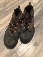Merrell Red Orange All out Terra Trail Waterproof Shoes Men's 12 Nice