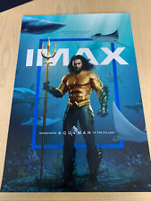 Aquaman Promo Movie Poster