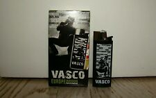 ACCENDINO SMOKING/ENJOY FREEDOM-VASCO ROSSI-CLIPPER LIGHTER-MECHERO-FLAMAGAS SA