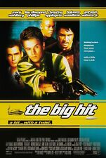 THE BIG HIT (1998) ORIGINAL MOVIE POSTER  -  ROLLED