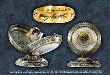 Der Eine Ring Spinning Edelstahl Gold Noble Collection, size 10, new