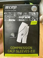 CEP Calf Sleeves 2 (Compression) Womens Size 3 - RRP £29.99