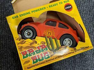 COX BAJA BUG VW GAS POWERED TOY CAR