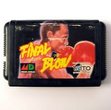 FINAL BLOW pour Sega Megadrive (JAP) - Game for Sega Mega Drive (JAP import)