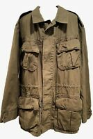 NEW, RALPH LAUREN POLO MEN'S KHAKI COTTON JACKET, XL, $995
