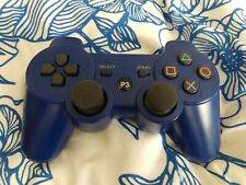 PlayStation 3 Controller By Five Star Wireless Controller With Rumble blue