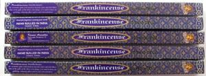 40 Sticks 5x8g Pack FRANKINCENSE Ritual Concentration Aid Frank Incense Insence
