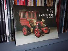 Musée de l'automobile de La Sarthe-Catalogue-Patrimoine-Collection
