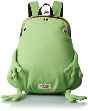 gym master Frog Frame Clutch Type Mini Backpack light green with Tracking