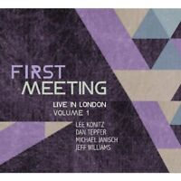 Lee Konitz - First Meeting: Live in London Volume 1 [CD]