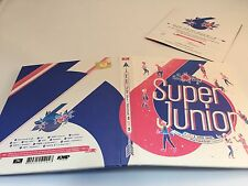 Spy Vol. 6 by Super Junior SUJU CD Photobooklet Korea K-POP Free Shipping K MINT