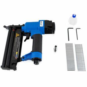 BITUXX Druckluft Klammer-und Nagelpistole Nagler Streifennagler Drucklufttacker