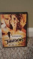 Jungleground DVD RARE features wrestling star Roddy Piper Torri Higginson MINT