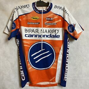Cannondale Bear Naked Cycling Jersey Women's Size Small 38