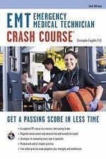 EMT Crash Course with Online Practice Test, 2nd Edition (Paperback or Softback)
