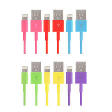 Color Cargador Sincronizador Lightning Cable de Datos USB Apple Iphone 6 5 7