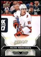 2020-21 Upper Deck MVP Teuvo Teravainen #50 Tw4144
