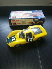 Modellino Porsche Carrera 6 Clifford Toys in Plastica Anni 60/70