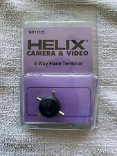 Helix 3-Way Flash Sync Adapter