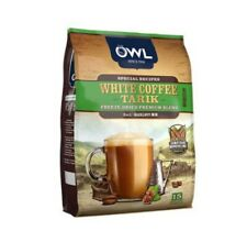 OWL White Coffee Tarik Freezed-Dried Premium Blend Series Hazelnut free shipping