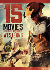 15-Movie Westerns: Our Most Requested DVD