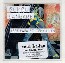 (HR547) Oumou Sangare, Yere Faga ft Tony Allen - 2017 DJ CD