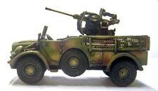Milicast BG240 1/76 Resin WWII German Horch Kfz 70 Personnel Truck w/20mm Flak38