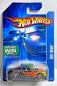 HOT WHEELS HOT BIRD 2007 All Stars - 1:64