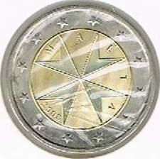 Malta 2010 UNC 2 euro : Standaard