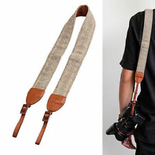 Good Camera Shoulder Neck Vintage Strap Belt for Sony Nikon Canon Camera