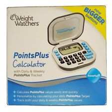 Weight Watchers Points Plus Calculator, User Guide & Box