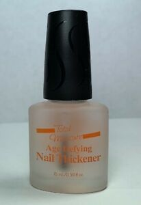 * BLUE CROSS Total Manicure Treatment Age Defying Nail Thickener Base Coat 0.5