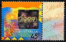 Australia 1999 SG#1921 Millennium saludo Sello de Holograma estampillada sin montar o nunca montada #D51051