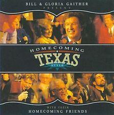 Ryman Gospel Reunion/Homecoming Texas Style by Bill Gaither (Gospel) (CD, Jun-20