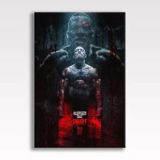 "CONOR MCGREGOR V NATE DIAZ CANVAS UFC 202 Poster Wall Art 30""x20"" CANVAS"