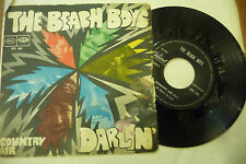 "BEACH BOYS""COUNTRY AIR/DARLIN-disco 45 giri CAPITOL Italy 1968"" SURF Usa"