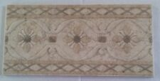 6x13 DENALI ARENA Wall Tile Deco Liner Accent Kitchen Backsplash Bathroom SPAIN