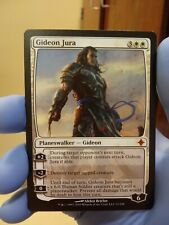 Gideon Jura (Rise of the Eldrzi) MINT UNPLAYED COLLECTOR OWNED