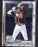 15 x 2020 Bowman Chrome FERNANDO TATIS JR Base Card Lot - San Diego Padres
